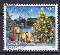 SCHWEIZ Mi. Nr. 2225 O (A-2-52) - Schweiz