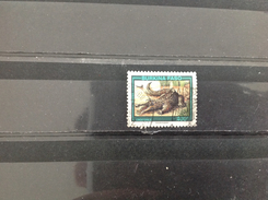 Burkina Faso - Krokodil (400) 1995 - Burkina Faso (1984-...)