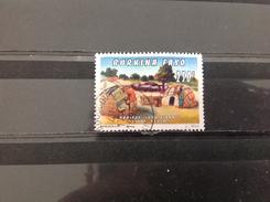 Burkina Faso - Traditionele Huizen (250) 1995 - Burkina Faso (1984-...)