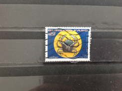 Burkina Faso - Slakken (425) 2000 Very Rare! High Value! - Burkina Faso (1984-...)
