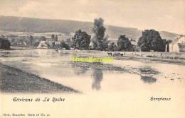 CPA ENVIRONS DE LA ROCHE NELS SERIE 26 NO 91 HAMPTEAUX - La-Roche-en-Ardenne
