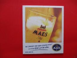 SOUS BOCKS MAES PILS - Beer Mats