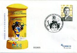 ESPAÑA  Sobre Entero Postal   Nº146  Matasellado