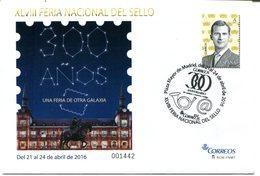 ESPAÑA  Sobre Entero Postal   Nº145m    Matasellado