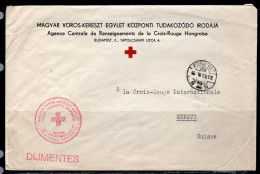 Red Cross 1928 > Genève Suisse (h37)