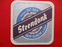 SOUS BOCKS STEENDONK - Beer Mats
