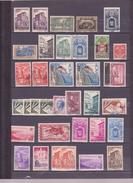 MONACO     LOT OBLITERES  AVEC N° 103 - Collections, Lots & Séries