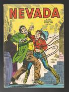 Nevada N° 232 - Editions LUG à Lyon - Mai 1968 - Avec Miki Le Ranger Et Tanka Le Fils De La Jungle - BE - Nevada