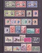 MONACO     LOT OBLITERES - Collections, Lots & Séries