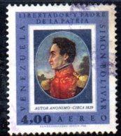 T959 - VENEZUELA  , Yvert N. 906  Usato Posta Aerea . - Venezuela
