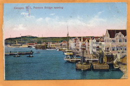 Curacao NWI 1925 Postcard - Curaçao