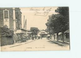 CORBEIL - Rue De La GARE - Restaurant - 2 Scans - Corbeil Essonnes