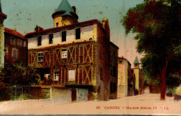 CAHORS MAISON HENRI IV - Cahors