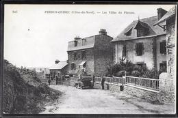CPA 22 - Perros-Guirec, Les Villas Du Plateau - Perros-Guirec
