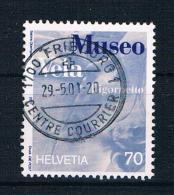 Schweiz 2001 Mi.Nr. 1757 Gestempelt - Switzerland