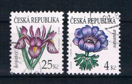Tschechische Rep. 2010 Mi.Nr. 649/51 Gestempelt - Czech Republic
