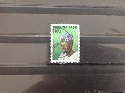 Burkina Faso - Traditionele Hoeden (690) 2005 Very Rare! High Value! - Burkina Faso (1984-...)