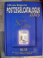 OFFICIELE BELGISCHE POSTZEGELCATALOGUS 2005 - Belgio