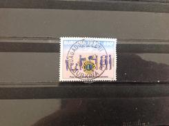 Burkina Faso - Internationale Lions (690) 2007 Very Rare! High Value! - Burkina Faso (1984-...)