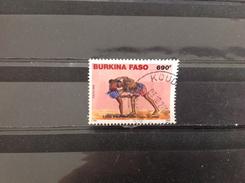 Burkina Faso - Traditioneel Worstelen (690) 2008 Very Rare! High Value! - Burkina Faso (1984-...)