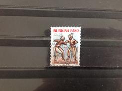 Burkina Faso - Traditionele Dansen (690) 2008 Very Rare! High Value! - Burkina Faso (1984-...)