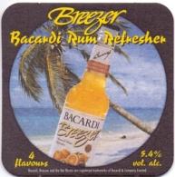 #D120-057 Viltje Bacardi - Sous-bocks