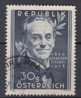 OOSTENRIJK - Michel - 1950 - Nr 958 - Gest/Obl/Us - 1945-60 Oblitérés