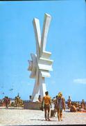 Romania -  Postcard 1977 Used -  The Resort On The Romanian Coast - Costinesti - On The Beach - Romania