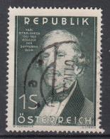 OOSTENRIJK - Michel - 1952 - Nr 971 - Gest/Obl/Us - 1945-.... 2nd Republic