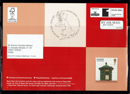 ROYAL MAIL COMMUNICATION STAMPS EMISSION 2016 THE TH ANNIVERSARY  OF ROYAL MAIL - Gran Bretaña