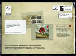 ROYAL MAIL COMMUNICATION STAMPS EMISSION 2016 FIRST WORLD WAR 1916 - Gran Bretaña