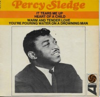 Percy Sledge 45t. EP *It Tears Me Up* - Autres - Musique Anglaise