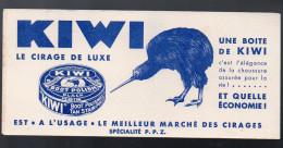 Buvard KIWI  (PPP4007) - Löschblätter, Heftumschläge