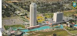ABIDJAN, L'hotel Ivoire, Vue Aérienne, CPCM Couleurs 21x10 - Ivory Coast