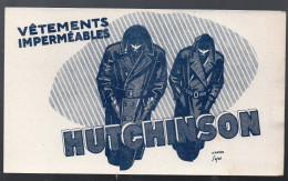 Buvard HUTCHINSON (signé Sepo) (PPP4006) - Blotters