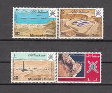 1969    MICHEL  Nº 107 / 110   / ** / - Omán