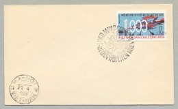 NORTH VIET NAM - 1966 FDC And MNH Blk Of 4 - Shooting Down The 1000 US Plane  - Proporganda Stamp - Vietnam