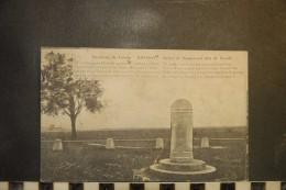 CP, 62,  Militaria , Environs De Liévin , Grenay , Arbre Et Monument Dits De Condé - Lievin