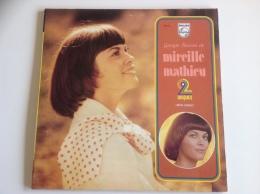 Grands Succes De MIREILLE MATHIEU 2 LP - Other - French Music