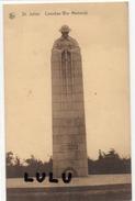 BELGIQUE : Saint Julien , Canadian War Mémorial - Langemark-Poelkapelle