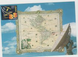 EP087/ Spanien -Sonderausgabe Der Spanischen Post Zum Int.  Meteorologischen Jahr 1988 (INMET 88)  **ohne  Frankaturwert - Ganzsachen