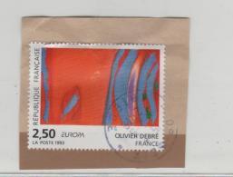 Frankreich 200 / Oliver Debré 1993  O - Frankreich