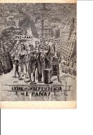Viva La Independencia De Espana Dessin Politique Illustrateur ? Isabel Vicente Et Jorge Semprun Dos Scané - Other
