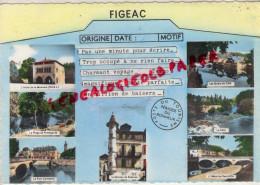 46 - FIGEAC - 1962 - Figeac