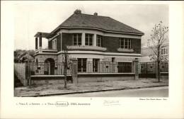 ARCHITECTURE - Planche De La Maison Avec Plan - 92 BAGNEUX - Architecture