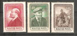 Serie  Nº 1112/4   Hungria