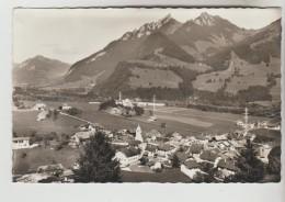 CPSM BAS INTYAMON (Suisse-Fribourg) - ENNEY : Vue Générale  Dents De Broc Et Du Chamois - FR Fribourg