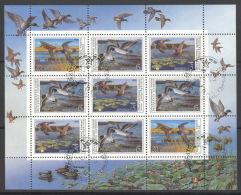Sowjetunion 6099/6101 Kleinbogen O - 1923-1991 USSR