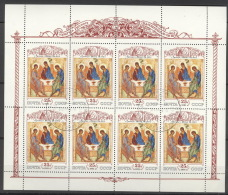 Sowjetunion 6207 Kleinbogen O - 1923-1991 USSR