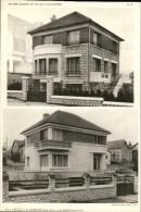 ARCHITECTURE - Planche De 2 Maisons - 92 SCEAUX - Architectes H. ANDREONE Et R. GRAND - Architecture